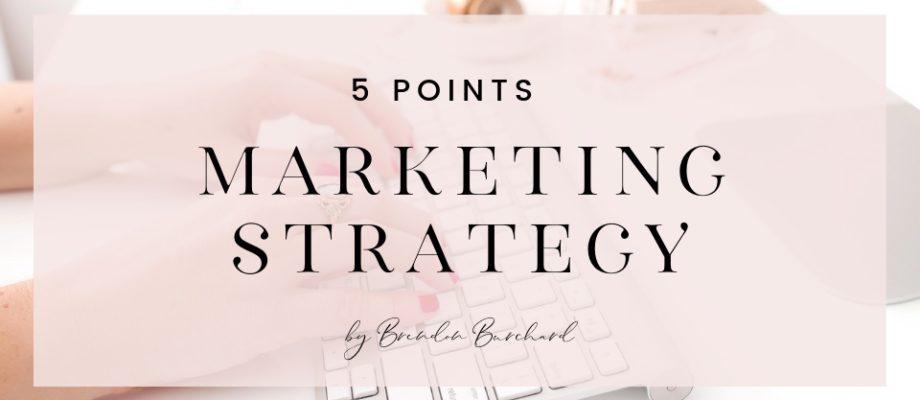 [必見!] 世界的なライフコーチが教える・結果を出し続ける5つのマーケティング戦略
